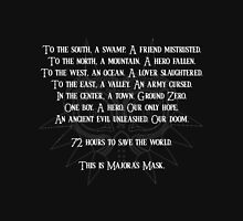 This is Majora's Mask Unisex T-Shirt