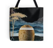 Urn in the Mountains Tote Bag