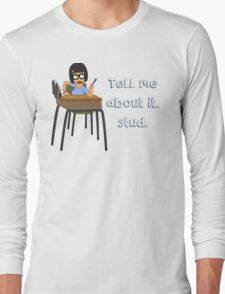 Bad Tina Long Sleeve T-Shirt
