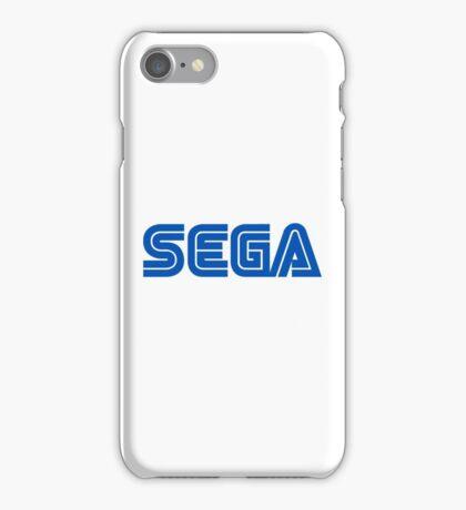 Sega! iPhone Case/Skin