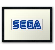 Sega! Framed Print