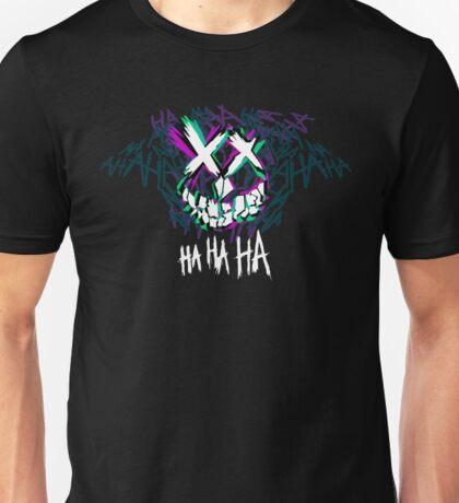 Ha Ha Ha... Unisex T-Shirt
