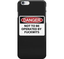 Operation: Impossible iPhone Case/Skin
