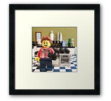 Jamie Oliver Framed Print