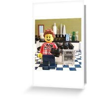Jamie Oliver Greeting Card