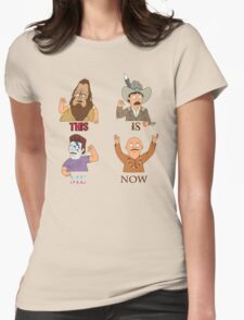 THIS IS ME NOW Womens Fitted T-Shirt
