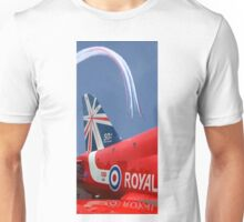 The Reds - 50 Display Seasons - Farnborough 2014 Unisex T-Shirt