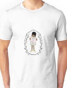 Reading love Unisex T-Shirt