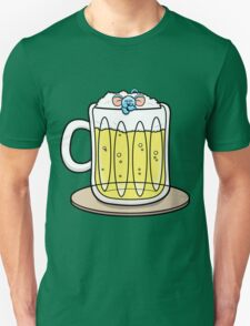 HeinyR- Blue Mouse Drunk Unisex T-Shirt