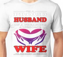 Awesome Floridian Wife Unisex T-Shirt