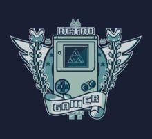 Retro Gaming Kids Tee