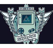 Retro Gaming Photographic Print
