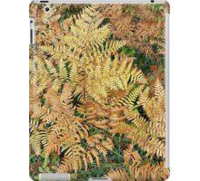 Flashy Ferns iPad Case/Skin