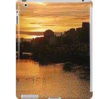 Dublin Sunset iPad Case/Skin