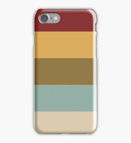 Wes Anderson Palette (Moonrise Kingdom) iPhone Case/Skin