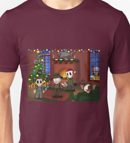 Oh what a Horror Christmas  Unisex T-Shirt