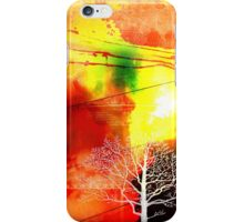 Everthing Is Different iPhone Case/Skin