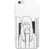 city girl iPhone Case/Skin