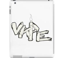 Vape iPad Case/Skin