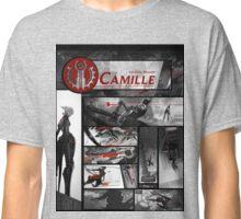 League of Legends Camille Comic  Classic T-Shirt