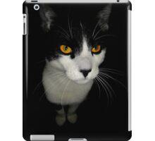 Dark Monty iPad Case/Skin