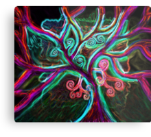 tree spirit Metal Print