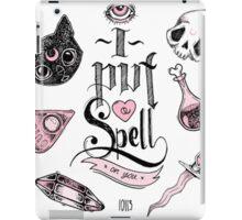 Wicca Spell iPad Case/Skin