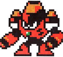 magma man by waltermelon