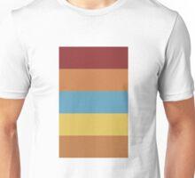 Wes Anderson Palette (Fantastic Mr. Fox) Unisex T-Shirt
