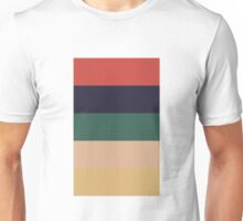 Wes Anderson Palette (Rushmore) Unisex T-Shirt