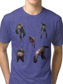 zombi Tri-blend T-Shirt