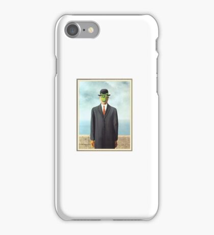 The son of man.  iPhone Case/Skin