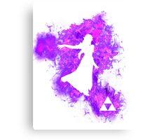 Zelda Spirit Canvas Print