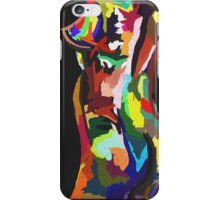Nude In Colour iPhone Case/Skin