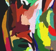 Nude In Colour Sticker