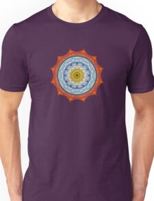 World On Fire Mandala T-Shirt