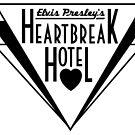 Elvis Presley's Heartbreak Hotel by TheGreatPapers