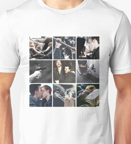 Aesthetic: Gallavich Unisex T-Shirt