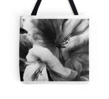 Geranium Mish Mash Tote Bag