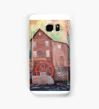 An Old Mill Samsung Galaxy Case/Skin