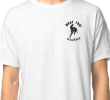 Cool Muay Thai Shirt for any nak muay Classic T-Shirt