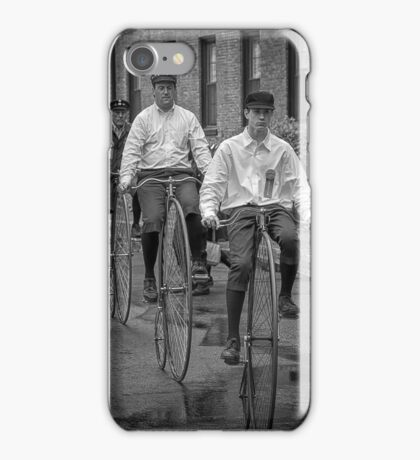 Time Travellers iPhone Case/Skin