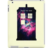 Space TARDIS - Doctor Who iPad Case/Skin