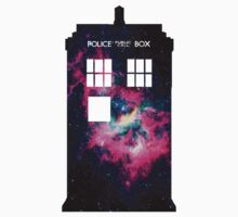 Space TARDIS - Doctor Who Kids Clothes