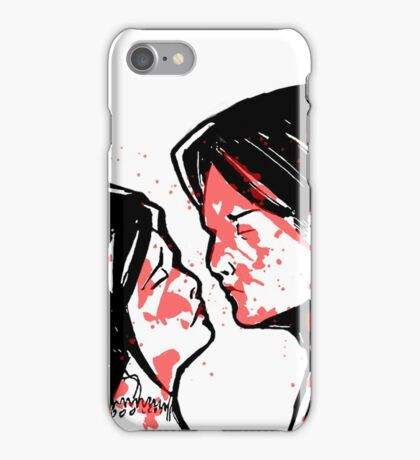 Demolition Lovers, vers. ii iPhone Case/Skin