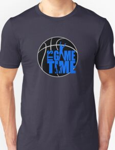 It's Game Time - Blue T-Shirt