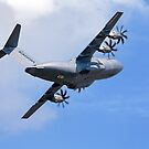Airbus Military A400M Atlas by Andrew Harker