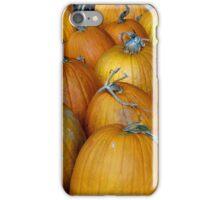 Pumpkins iPhone Case/Skin