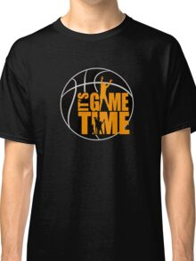 It's Game Time - Yellow Classic T-Shirt