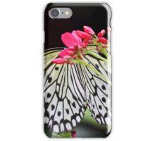White Tree Nymph iPhone Case/Skin